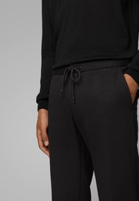 BOSS - BANKS - Broek - black - 2