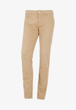DELAWARE - Jeans a sigaretta - beige