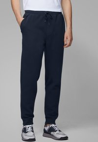 BOSS - HADIKO  - Trainingsbroek - dark blue - 0