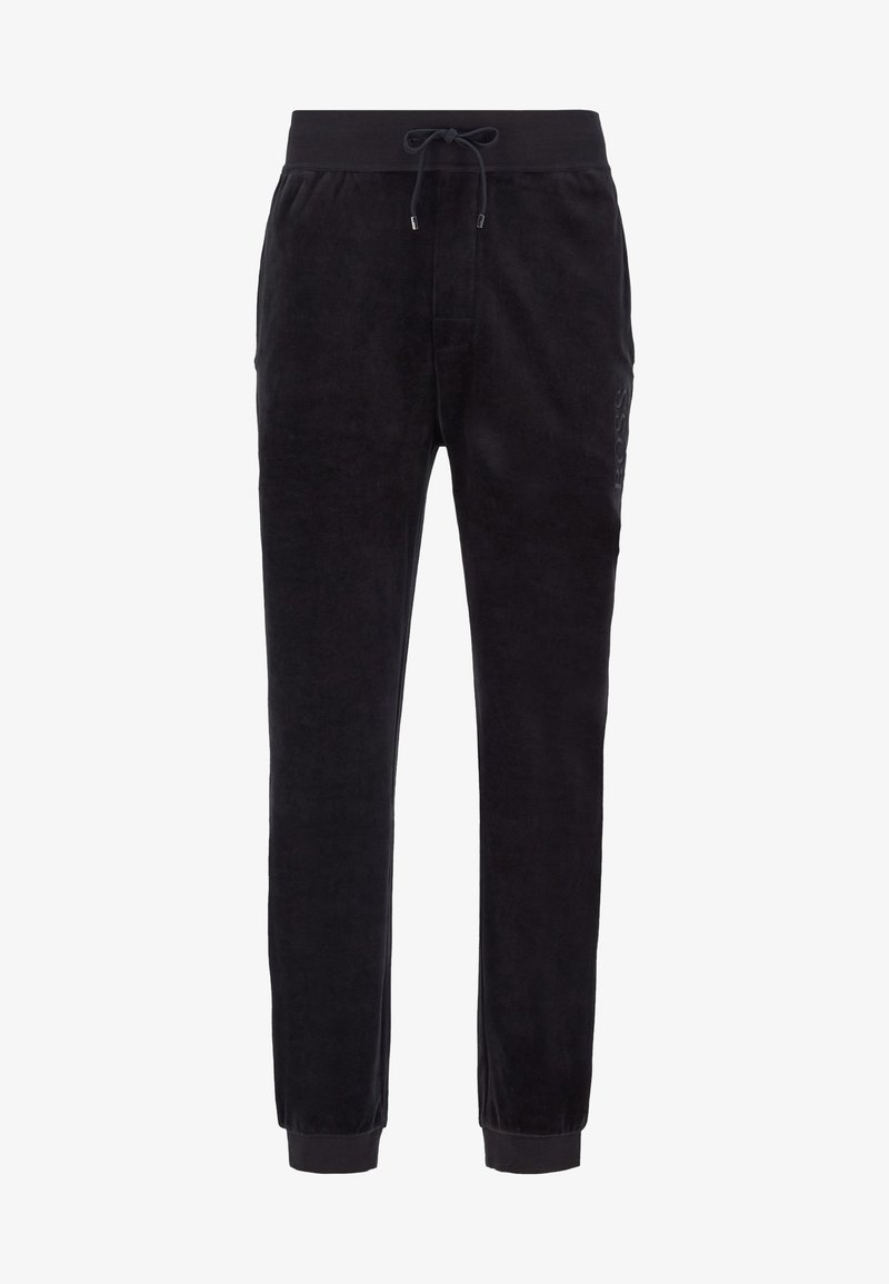 BOSS - Tracksuit bottoms - black