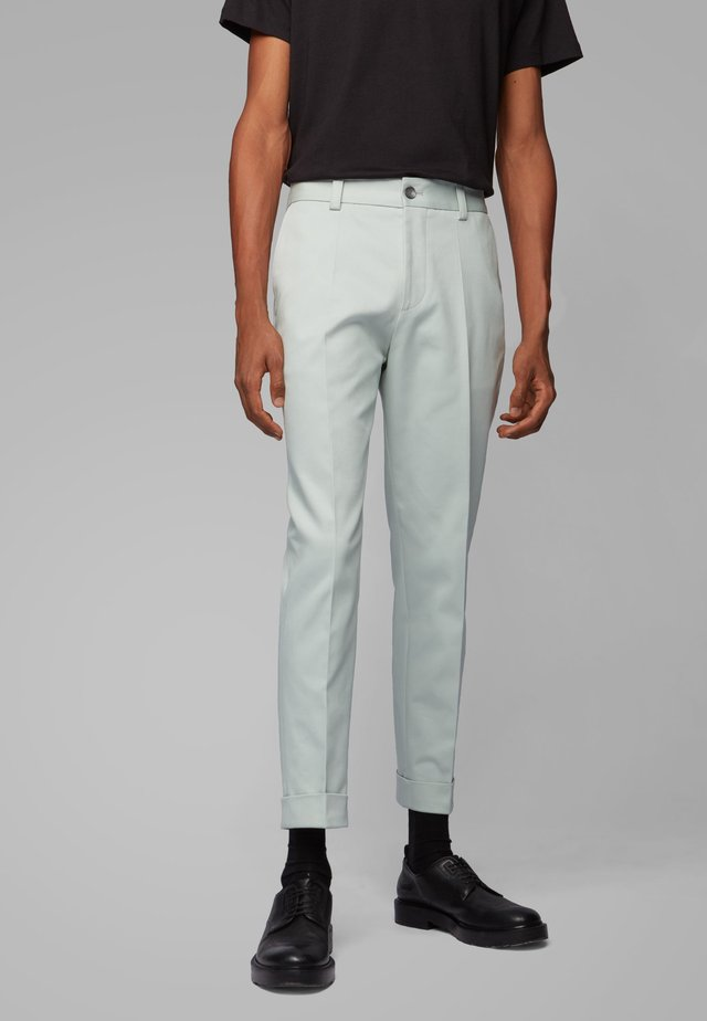 PERIN1 - Trousers - light green