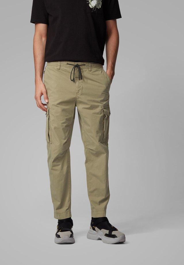 SARGO2 - Cargo trousers - open green