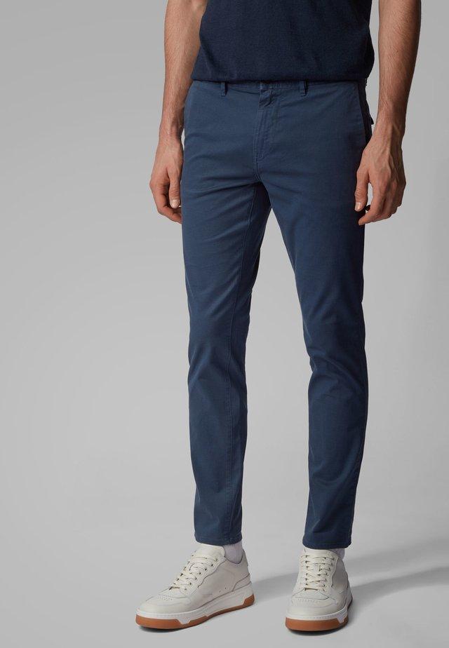 SCHINO-MODERN - Pantalon classique - dark blue