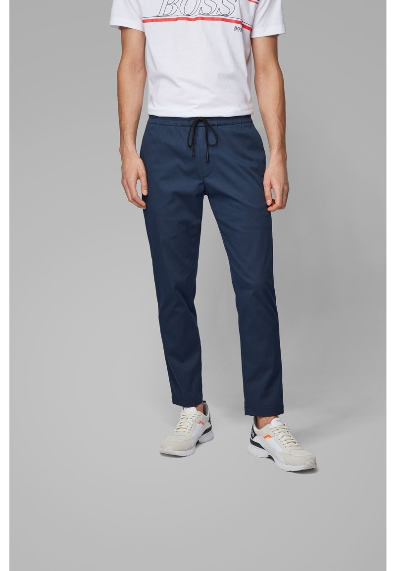 BOSS - KEEN2-11 - Chinos - dark blue