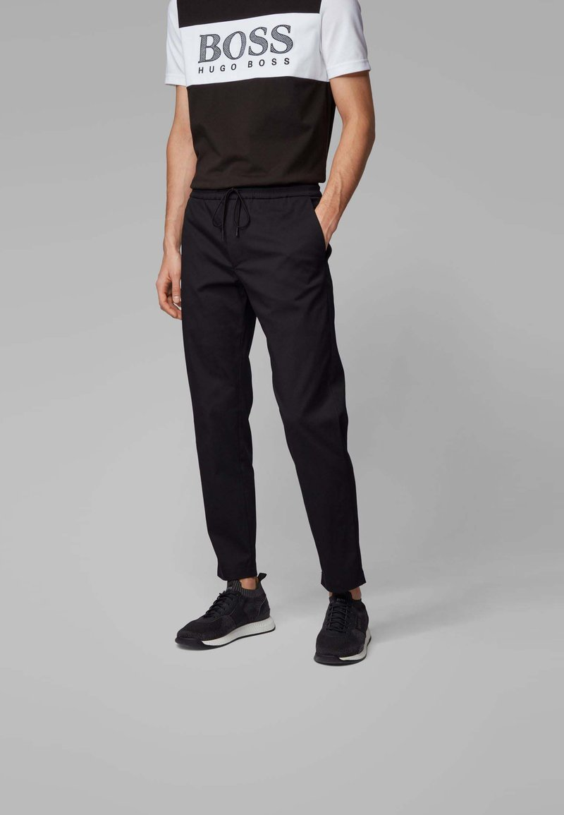 BOSS - KEEN2-11 - Chino - black