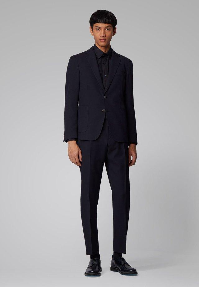 BRIDER1 - Suit trousers - dark blue