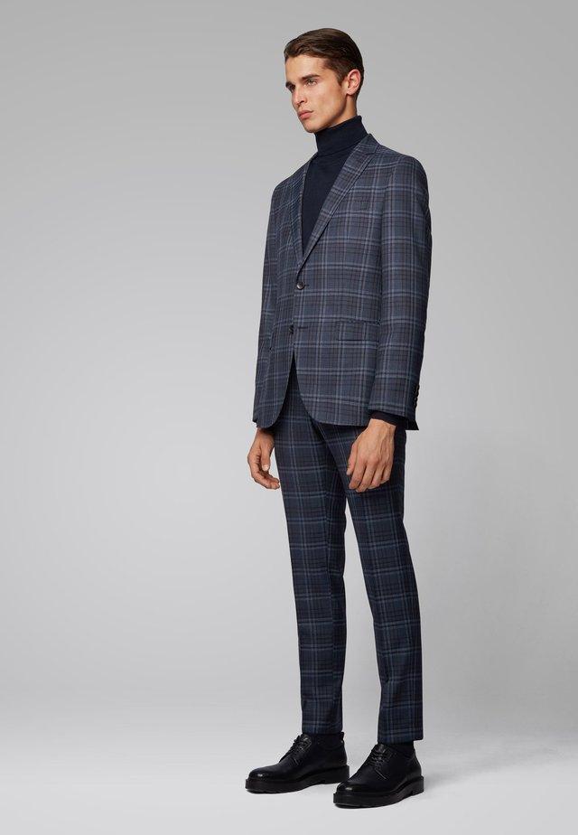 NOVAN6/BEN2 - Suit - dark blue