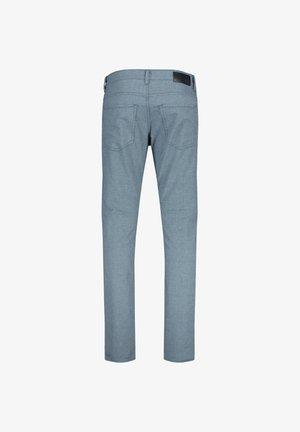 "BOSS HERREN HOSE ""DELAWARE3"" - Trousers - blau (51)"