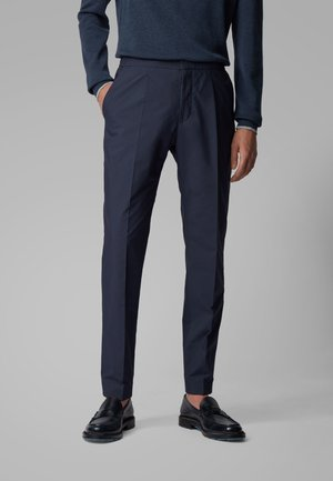 BRIDER1 - Pantalon - dark blue