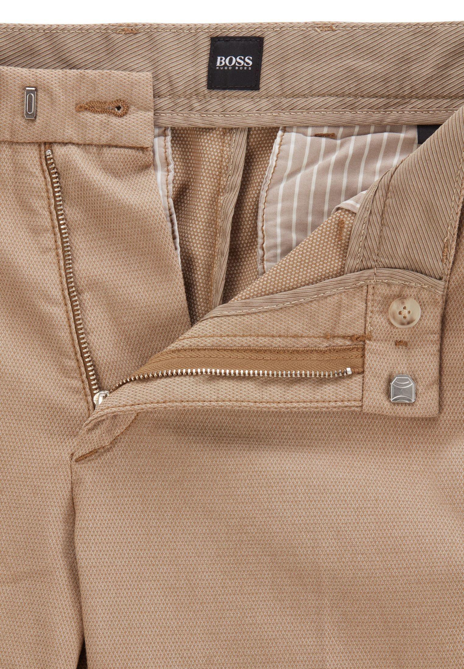 BOSS KAITO1 - Chino - light brown
