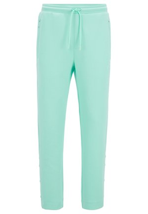 HURLEY - Tracksuit bottoms - open green