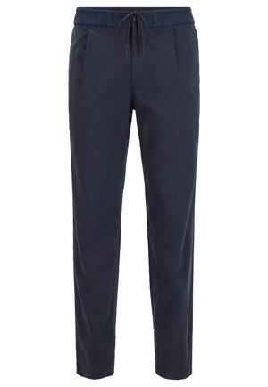 SYMOON - Trousers - dark blue