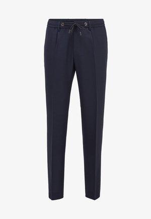 BARDON - Pantalon classique - dark blue