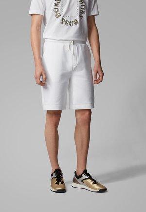 HALBOA SHORT - Shorts - natural