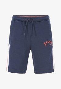 BOSS - HEADLO - Shorts - dark blue - 4