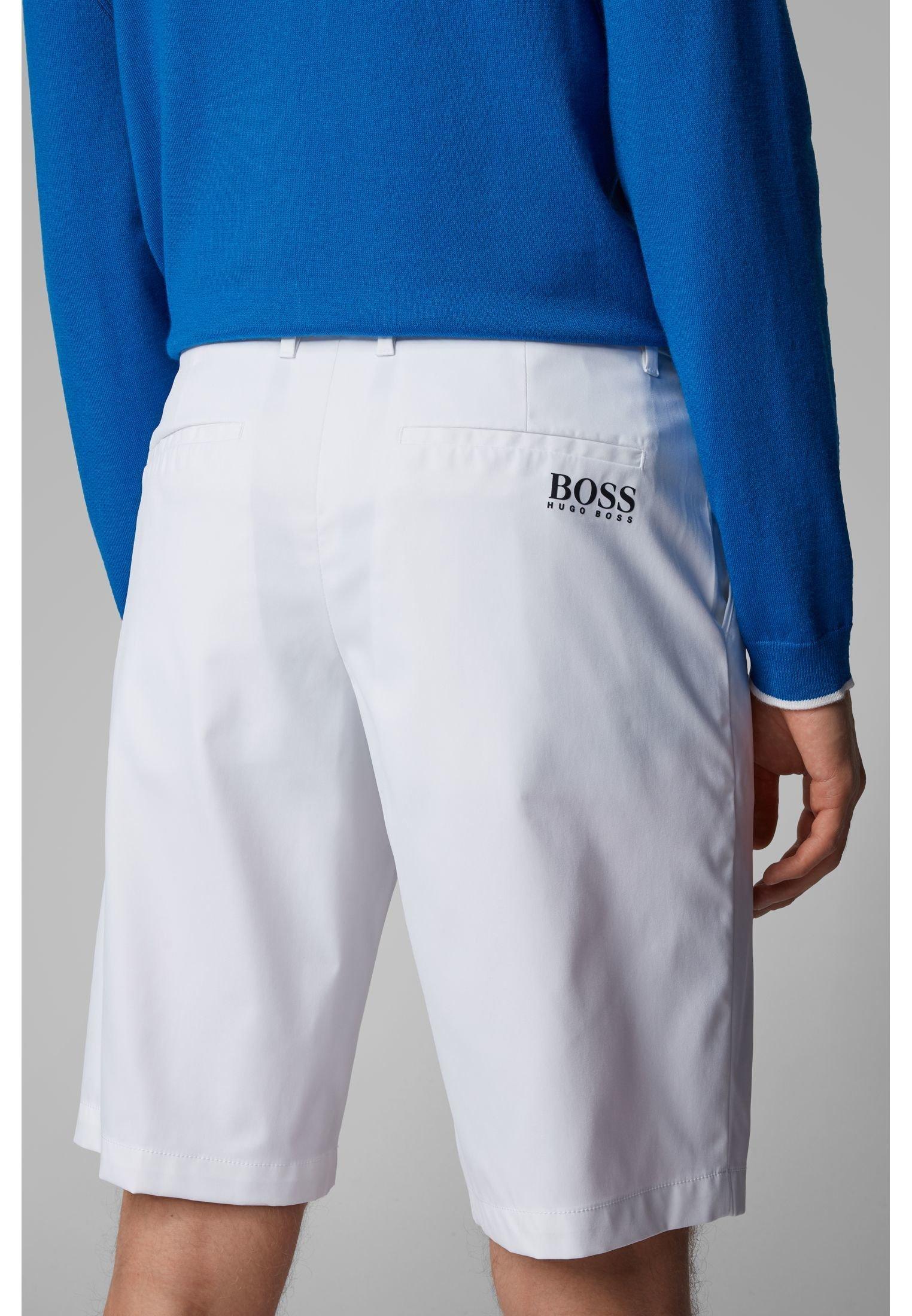 BOSS HAYLER 8-2 - Shorts - white