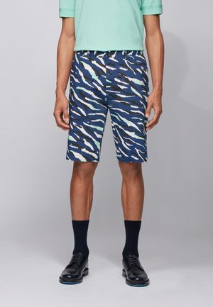 RIGAN - Shorts - dark blue