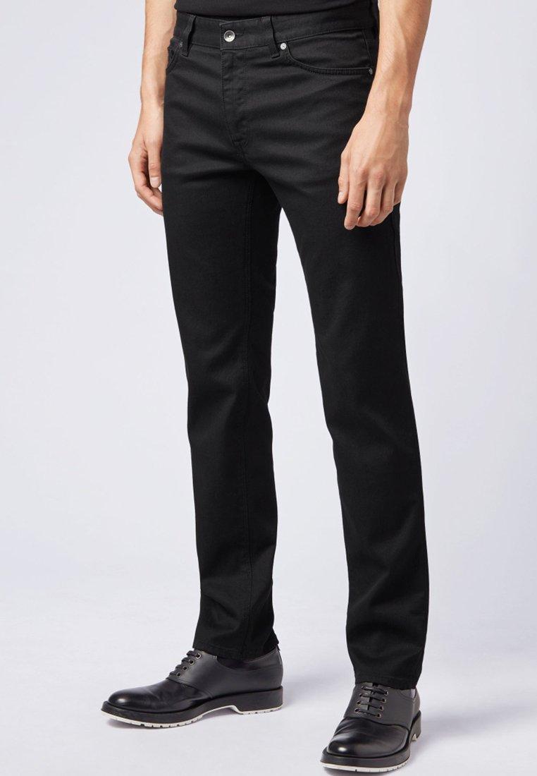 BOSS - MAINE3 - Slim fit jeans - black