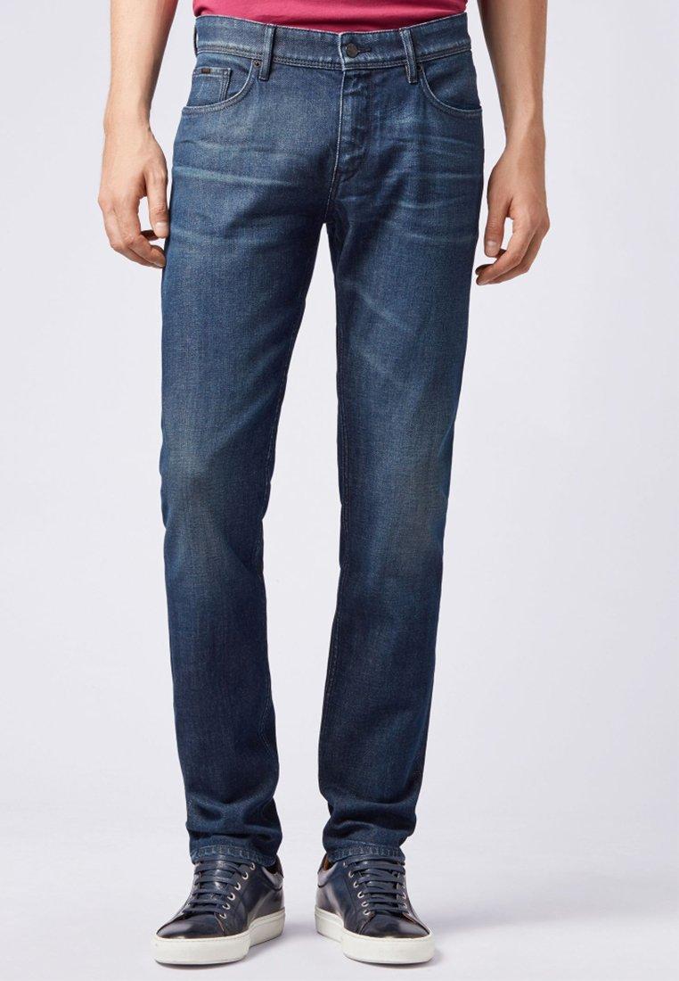BOSS - CHARLESTON3 - Jeans Slim Fit - blue