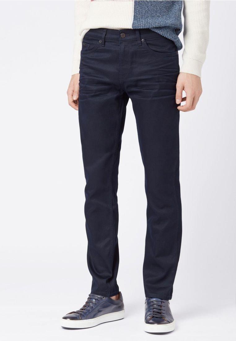 BOSS - DELAWARE - Jeans Slim Fit - dark blue