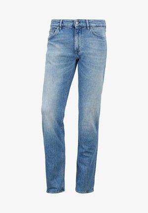MAINE Straight Leg - Straight leg jeans - turquoise