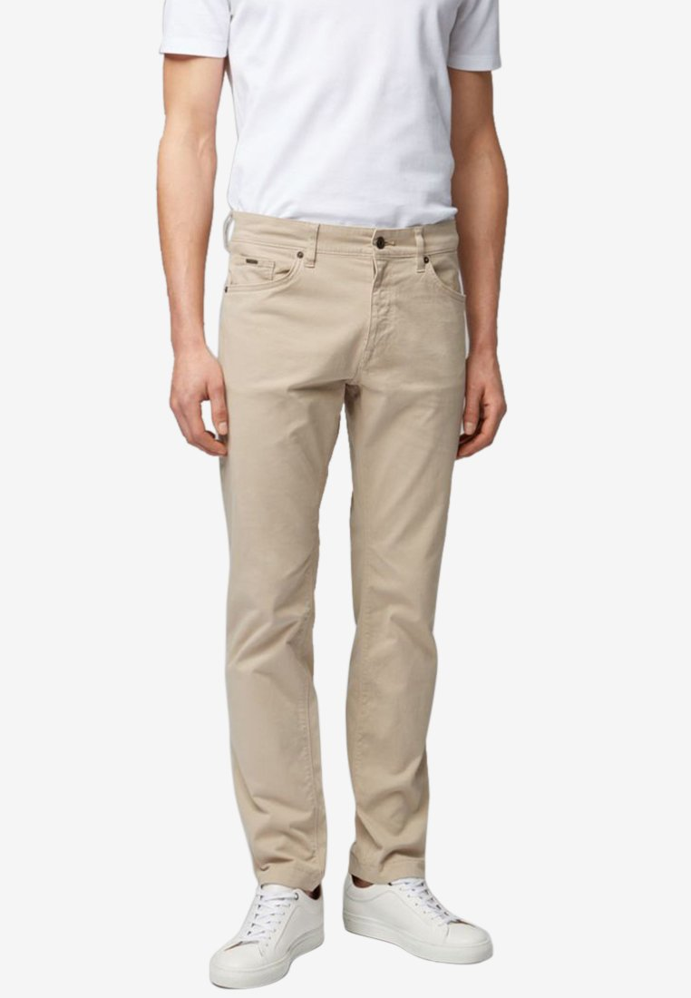 BOSS - Jeans Straight Leg - light beige