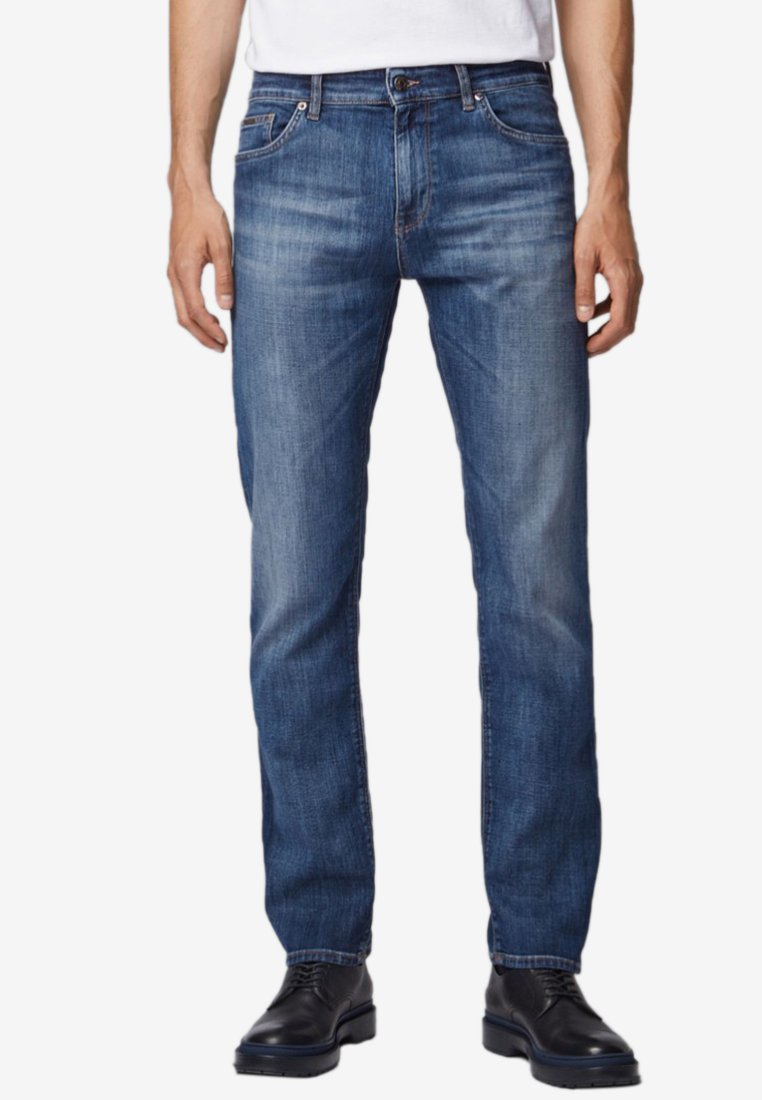BOSS - Jeans Straight Leg - blue