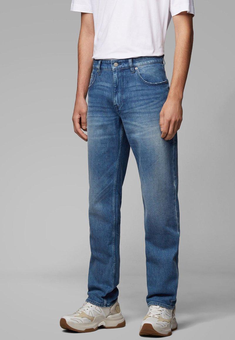 BOSS - Jeans Straight Leg - blue