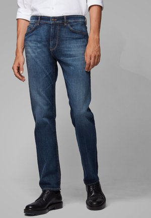 MAINE - Jeans Straight Leg - blue