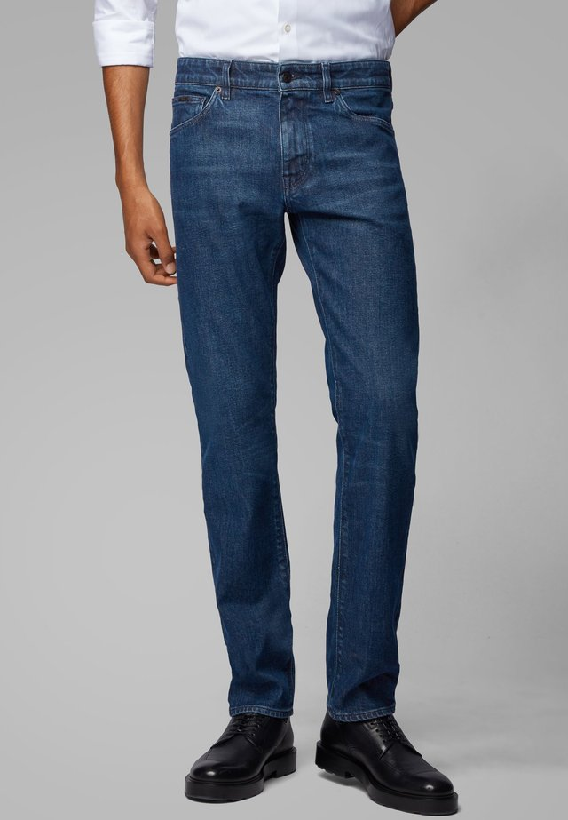MAINE - Jeans Straight Leg - dark blue