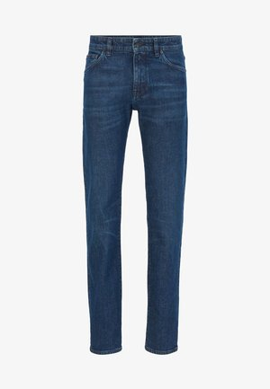 MAINE - Straight leg jeans - dark blue