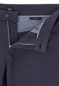 BOSS - MAINE - Straight leg jeans - dark blue - 5