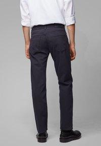 BOSS - MAINE - Straight leg jeans - dark blue - 2