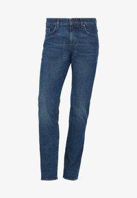 BOSS - DELAWARE - Straight leg jeans - dark blue - 3