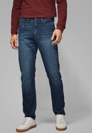 TABER EASY BC - Jeans Straight Leg - blue