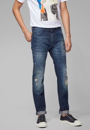 MAINE - Jeans Straight Leg - blue