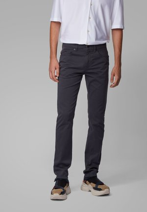 DELAWARE3-1-20+ - Slim fit jeans - dark blue
