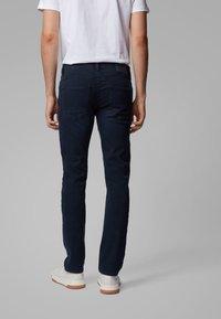 BOSS - DELAWARE BC-L-P - Slim fit jeans - dark blue - 2