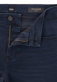BOSS - DELAWARE BC-L-P - Slim fit jeans - dark blue - 5
