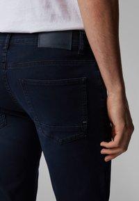 BOSS - DELAWARE BC-L-P - Slim fit jeans - dark blue - 3
