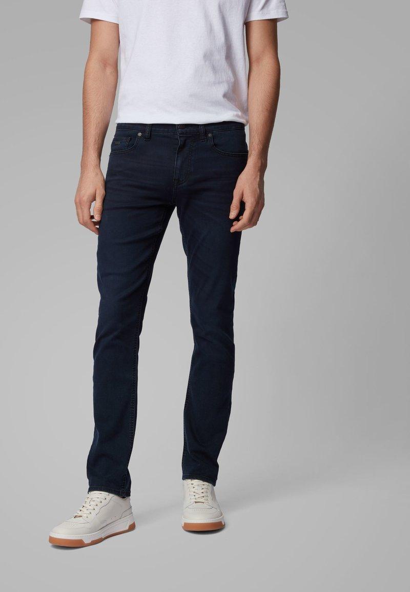 BOSS - DELAWARE BC-L-P - Slim fit jeans - dark blue