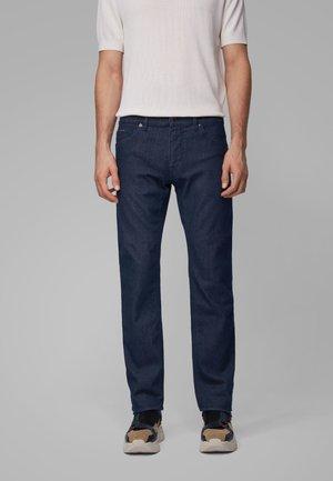MAINE3+ - Jeans Straight Leg - dark blue