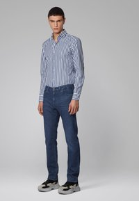 BOSS - MAINE3 - Jean droit - dark blue - 1