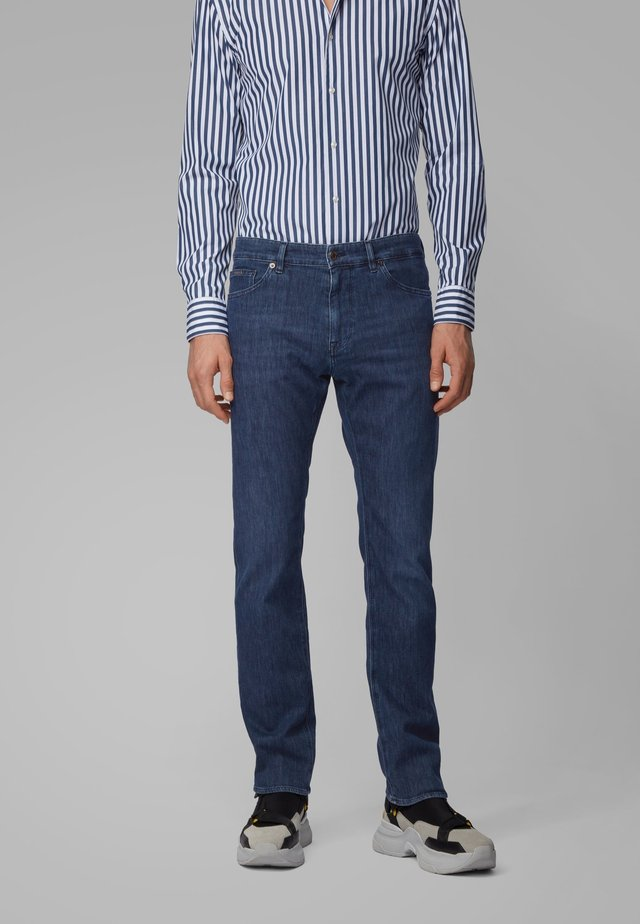 MAINE3 - Straight leg jeans - dark blue