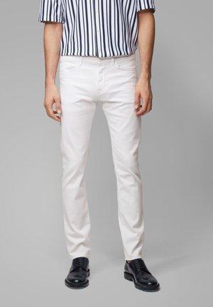 DELAWARE3-1+ - Jeans slim fit - white