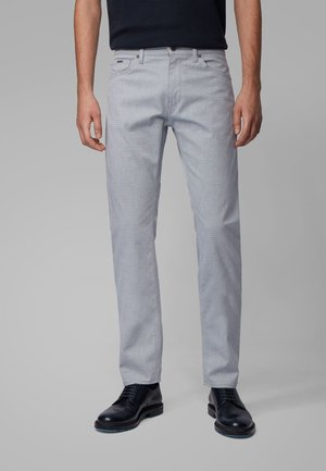 MAINE3-10-20 - Straight leg jeans - open blue