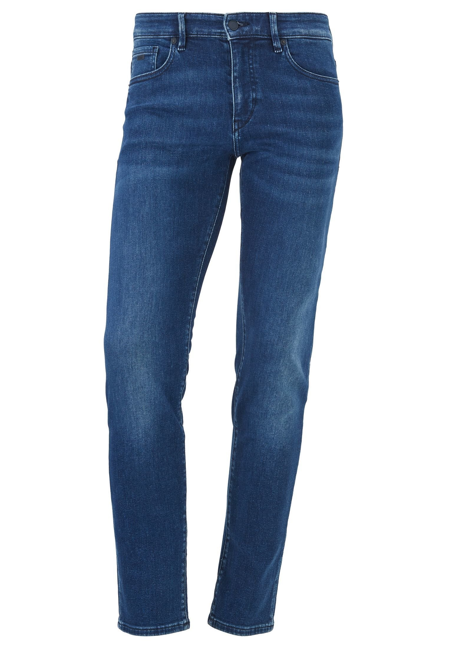 BOSS CHARLESTON BC - Slim fit jeans - blue