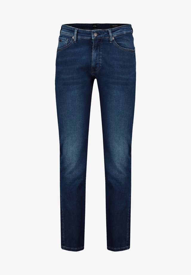 "BOSS HERREN JEANS ""MAINE BC-L-P"" REGULAR FIT - Jeans Straight Leg - blue (82)"