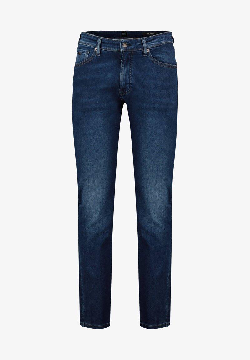 """BOSS - BOSS HERREN JEANS """"MAINE BC-L-P"""" REGULAR FIT - Straight leg jeans - blue (82)"""