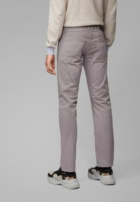 BOSS - MAINE3-20+ - Slim fit jeans - silver - 2